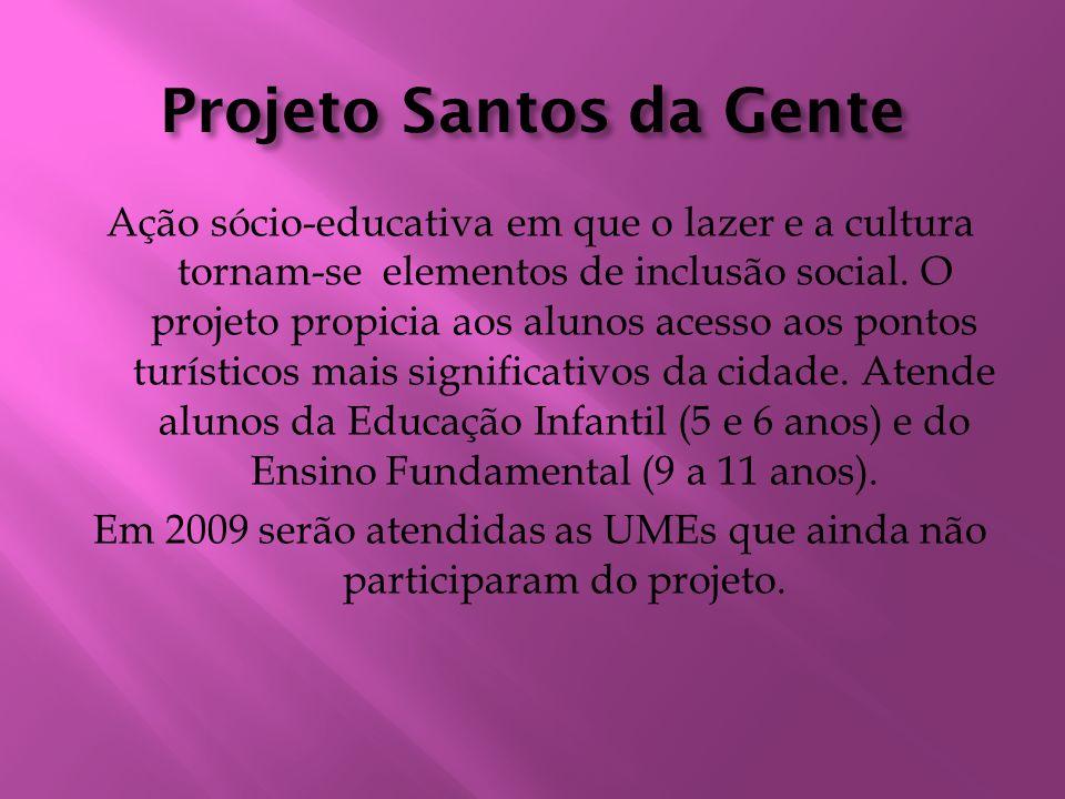 Projeto Santos da Gente