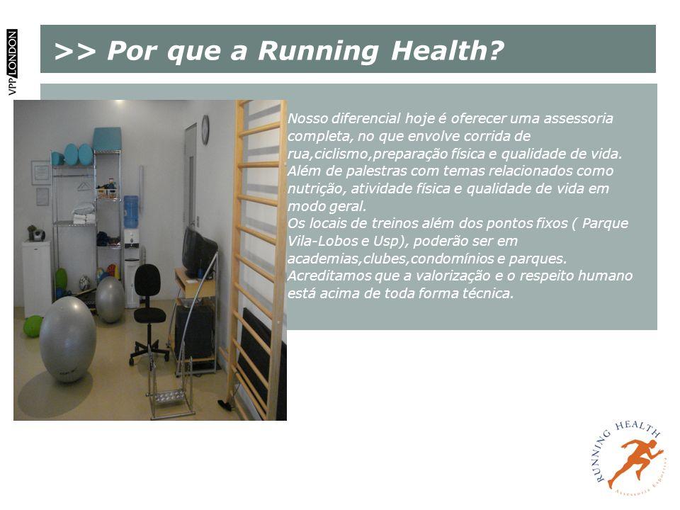 >> Por que a Running Health