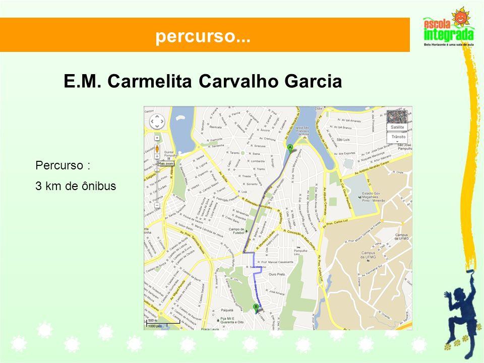 E.M. Carmelita Carvalho Garcia
