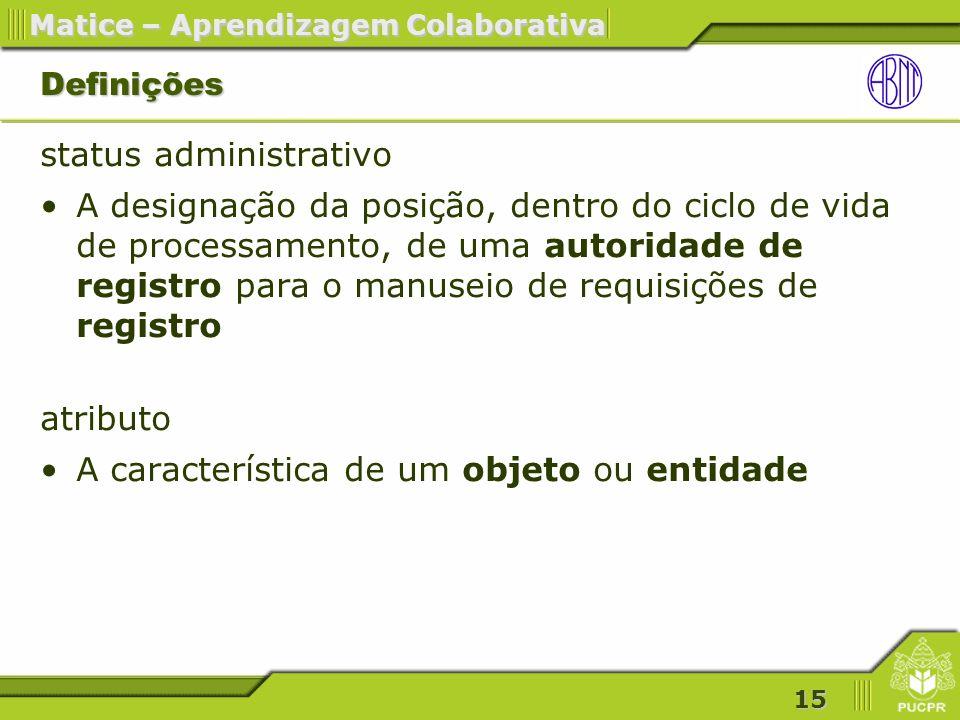 status administrativo