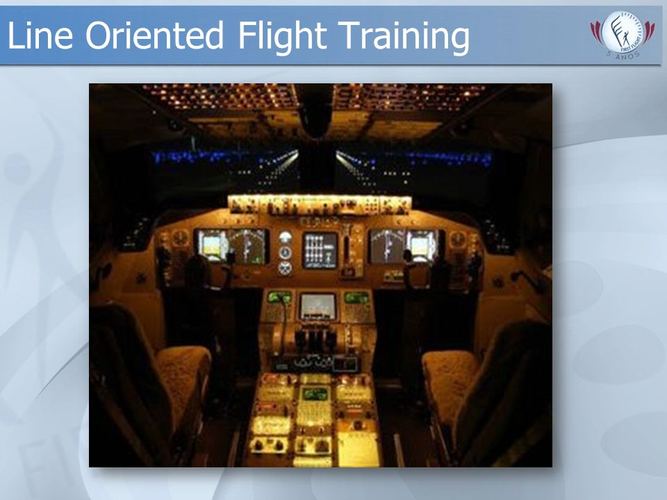 Line Oriented Flight Training