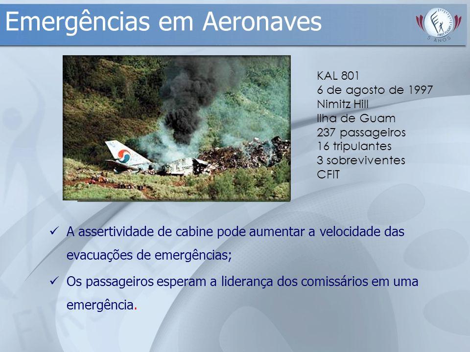 Emergências em Aeronaves