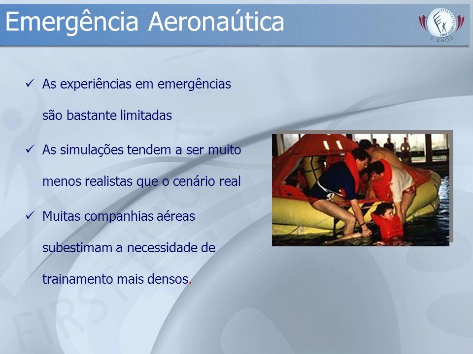 Emergência Aeronaútica