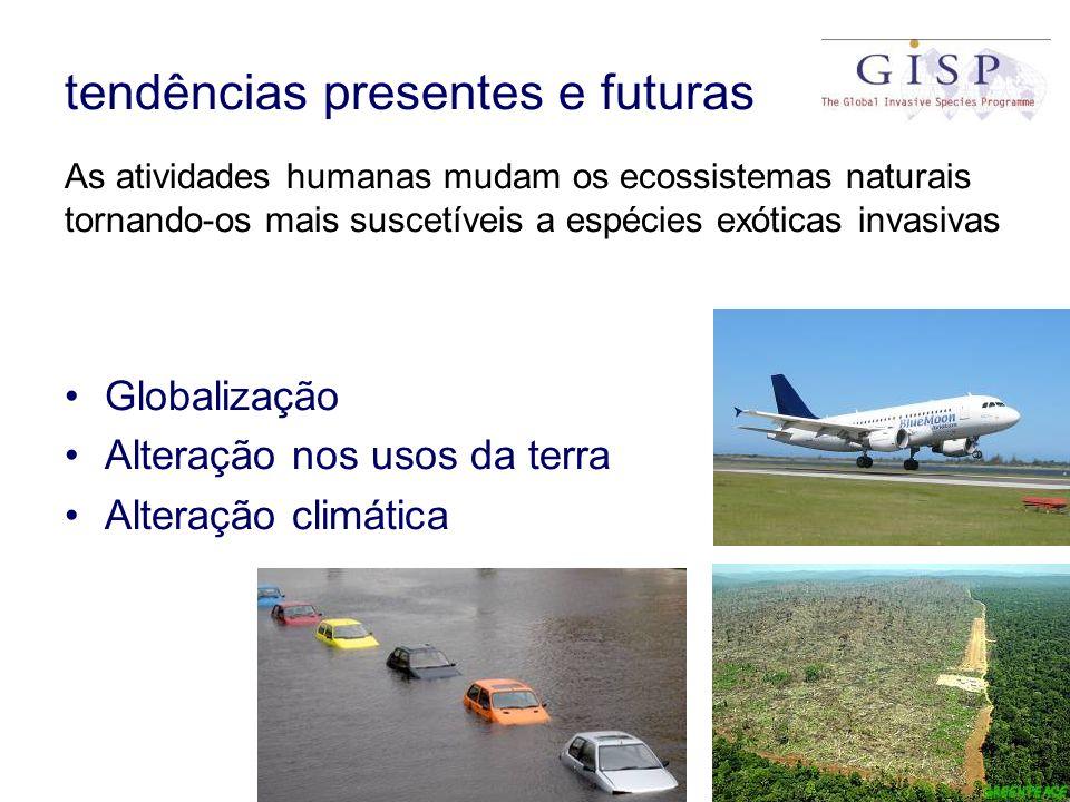 tendências presentes e futuras