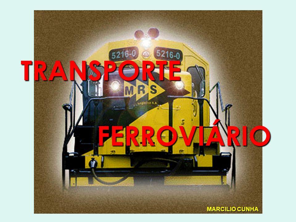 TRANSPORTE FERROVIÁRIO MARCILIO CUNHA