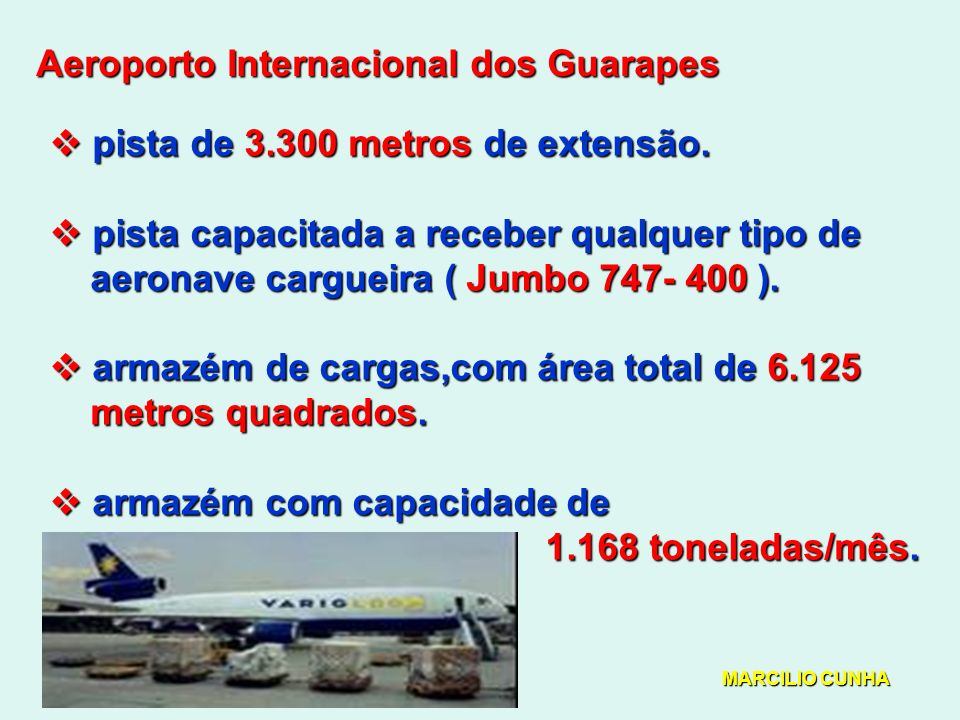 Aeroporto Internacional dos Guarapes
