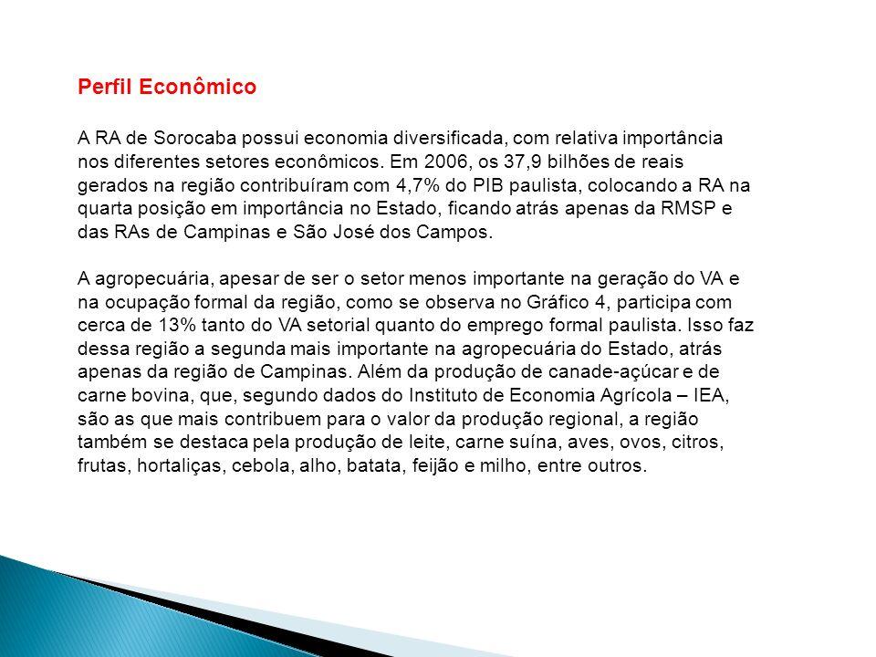 Perfil Econômico