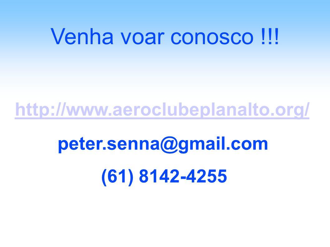 Venha voar conosco !!! http://www.aeroclubeplanalto.org/