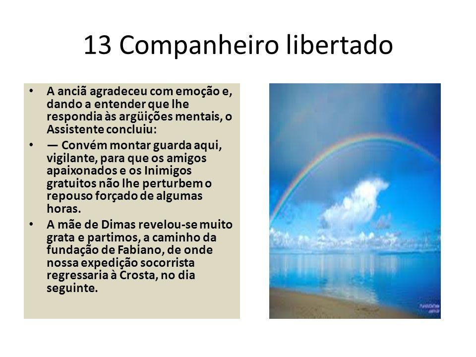 13 Companheiro libertado