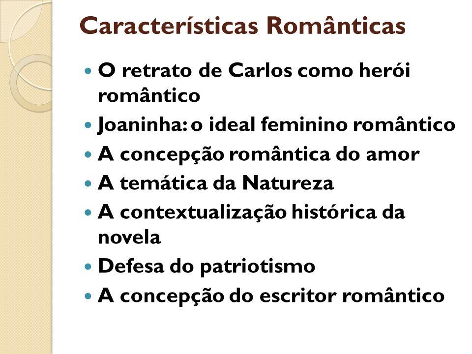 Características Românticas