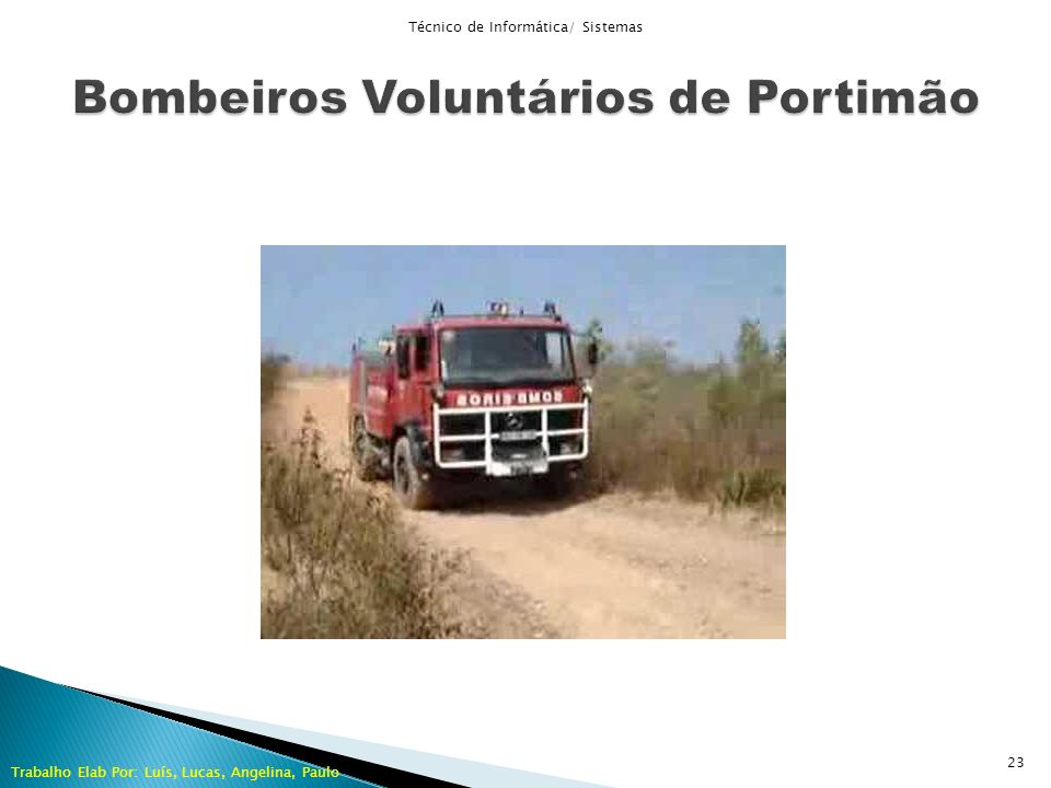 Bombeiros Voluntários de Portimão