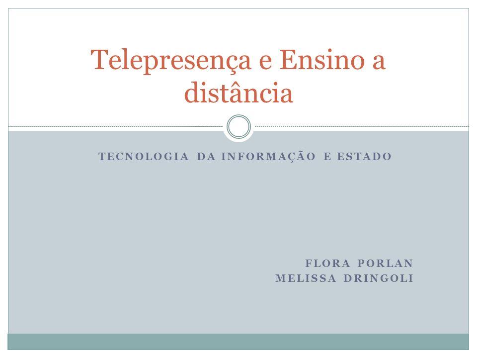 Telepresença e Ensino a distância