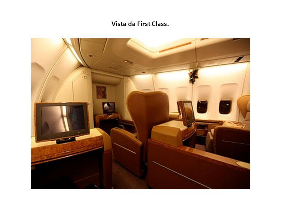 Vista da First Class.