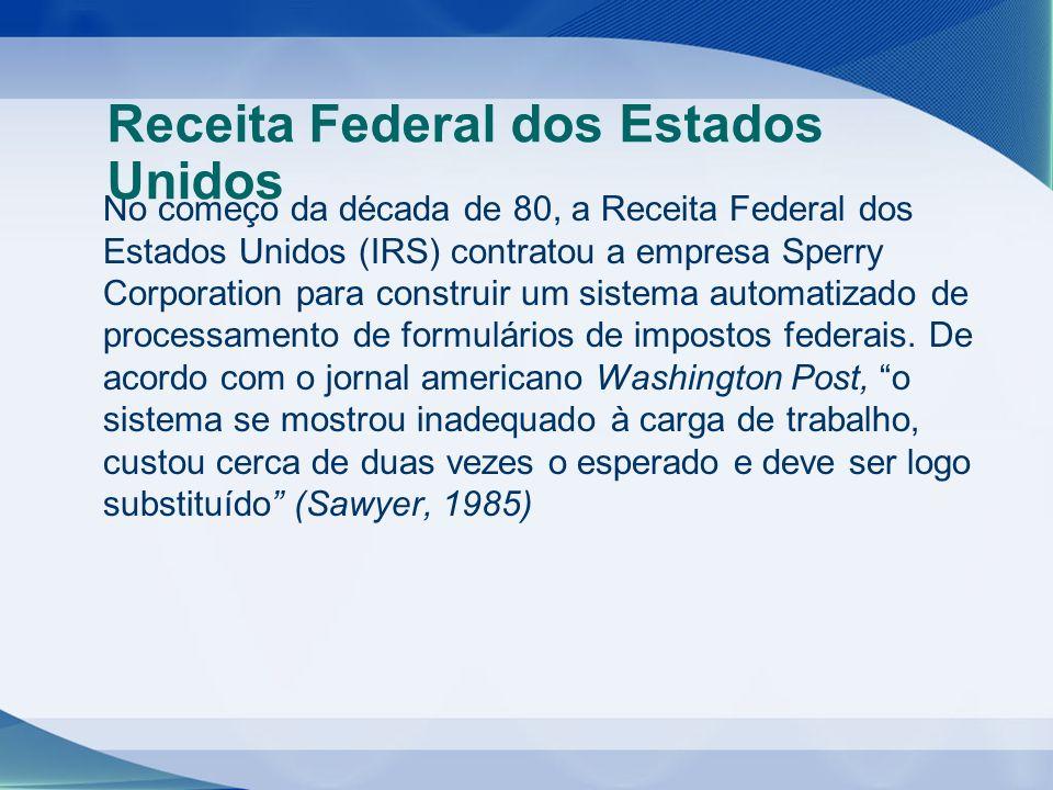 Receita Federal dos Estados Unidos