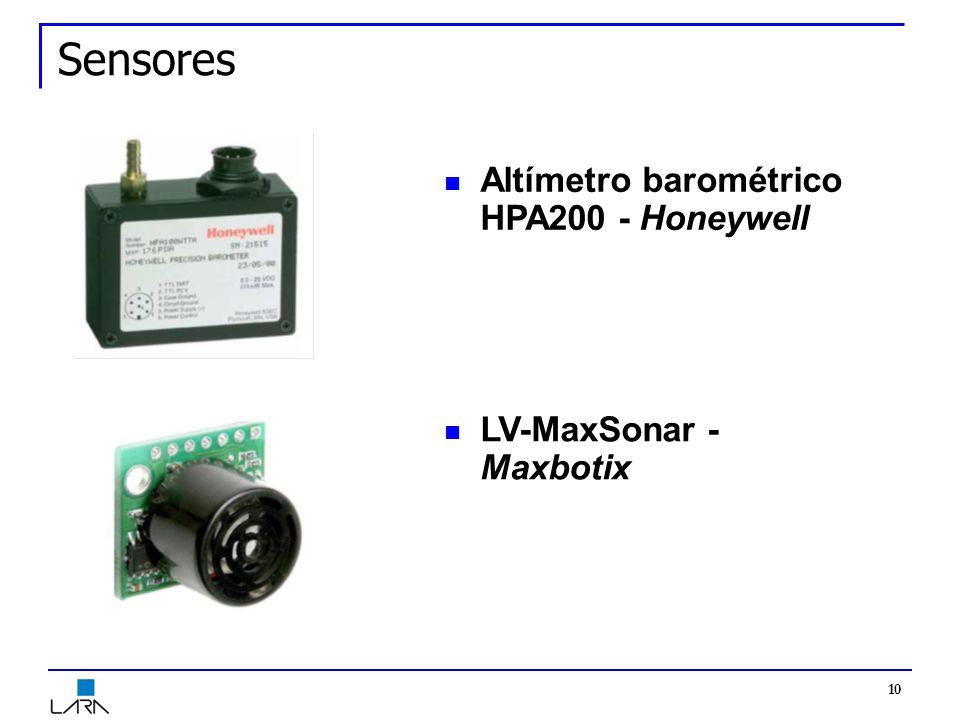 Sensores Altímetro barométrico HPA200 - Honeywell