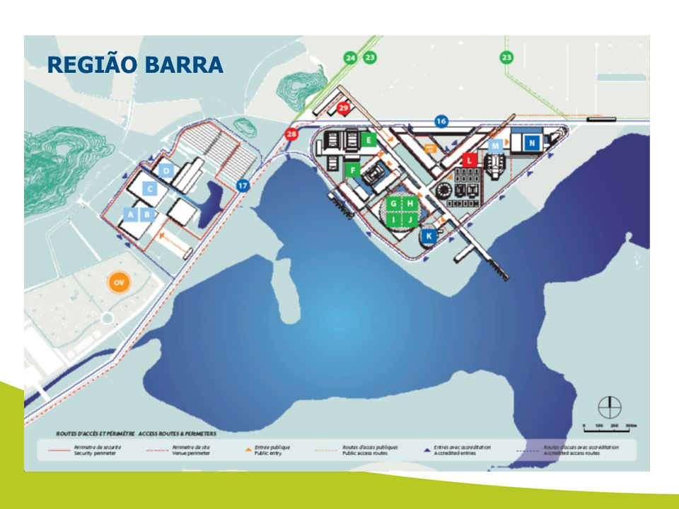 REGIÃO BARRA