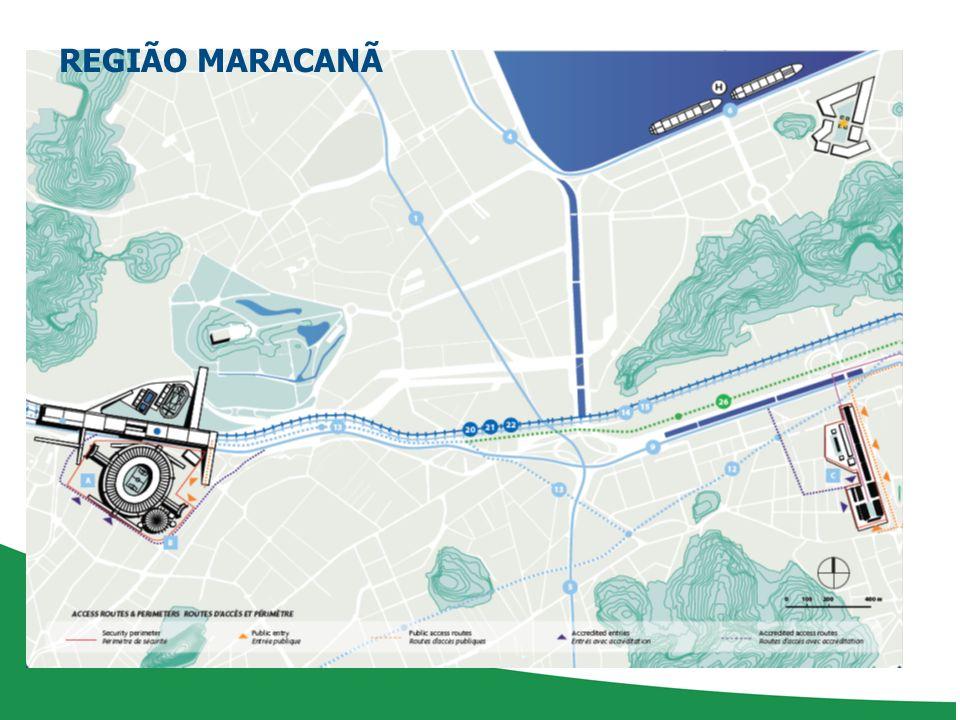 REGIÃO MARACANÃ