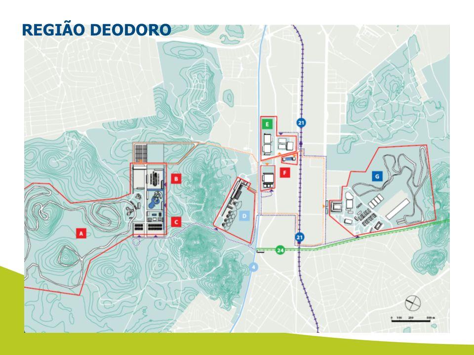 REGIÃO DEODORO