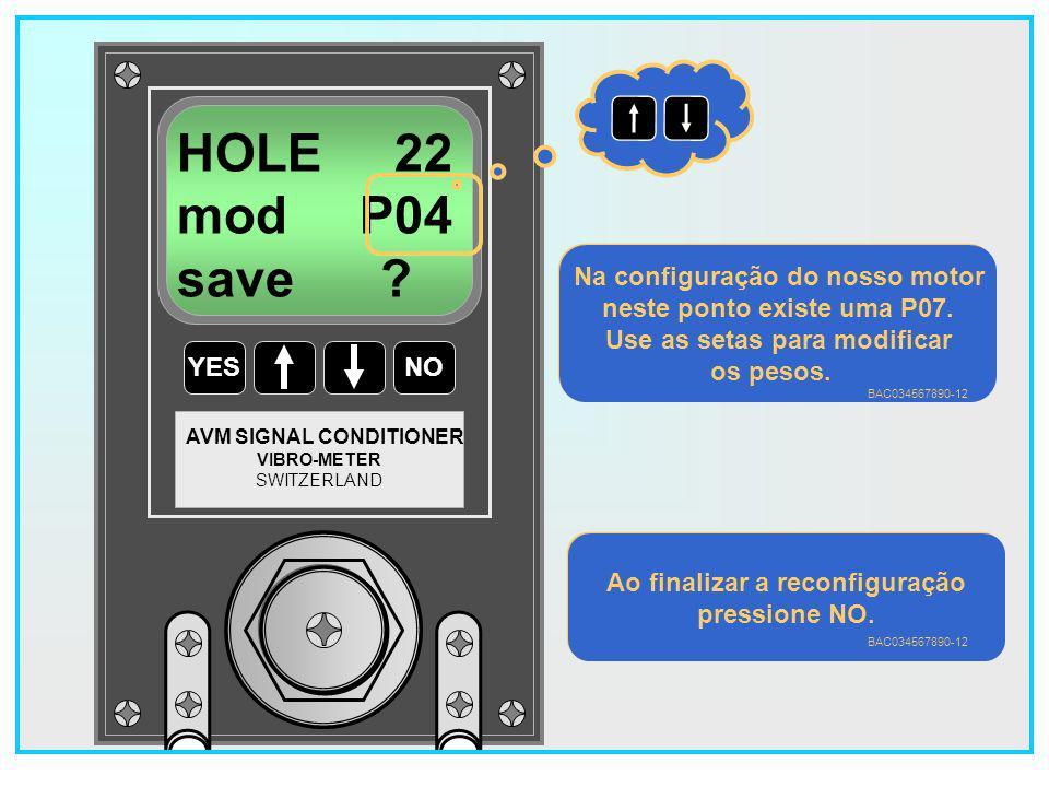 HOLE 22 mod P04 save Na configuração do nosso motor