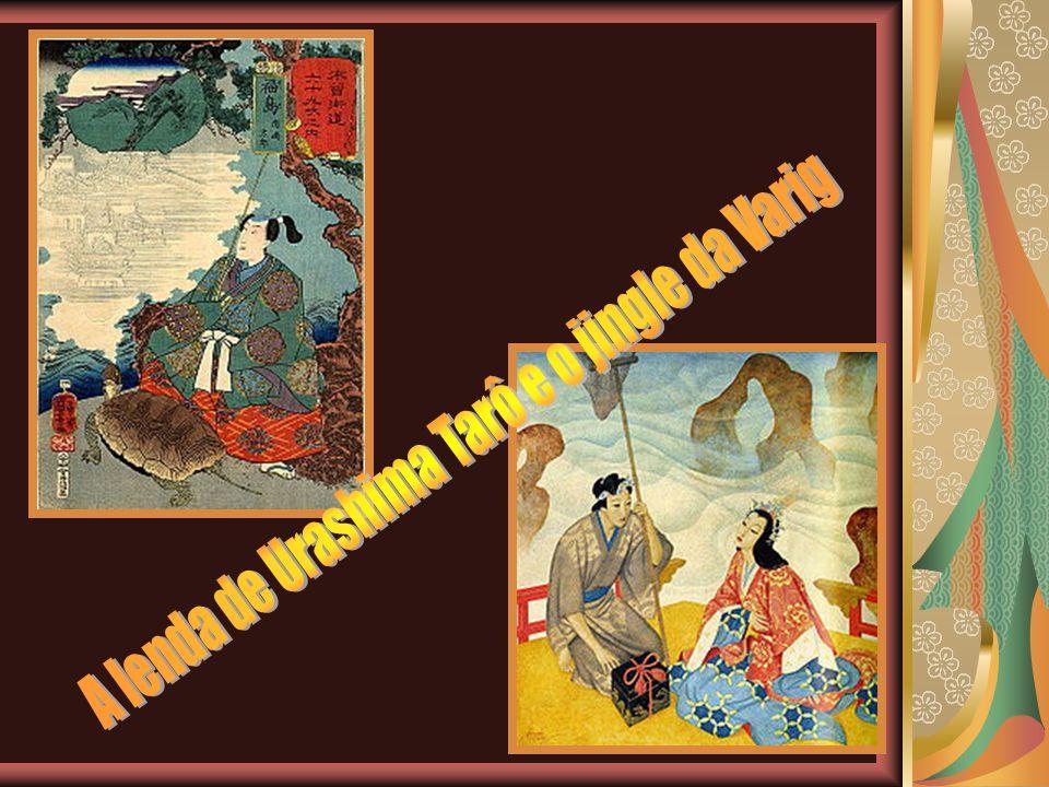 A lenda de Urashima Tarô e o jingle da Varig