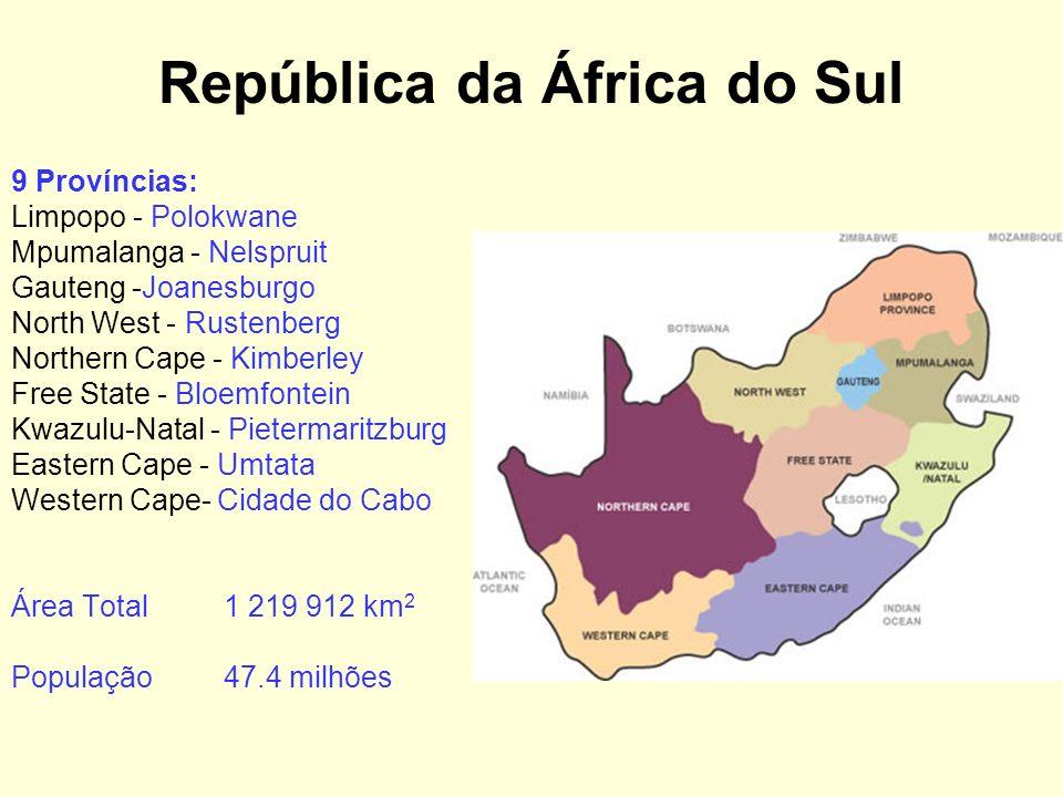 República da África do Sul