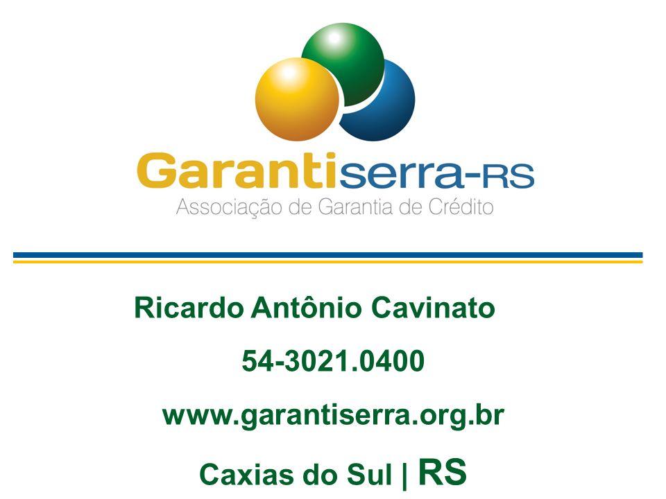 Ricardo Antônio Cavinato