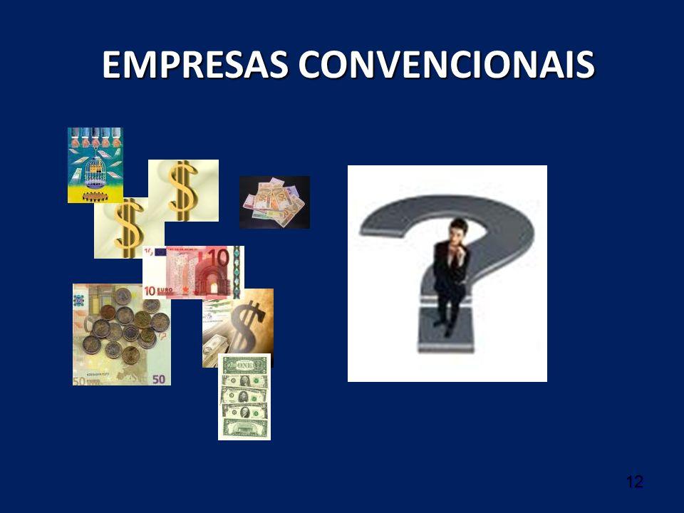 EMPRESAS CONVENCIONAIS