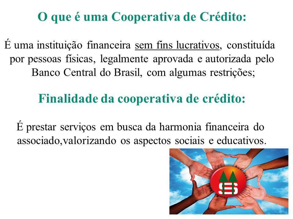 O que é uma Cooperativa de Crédito: