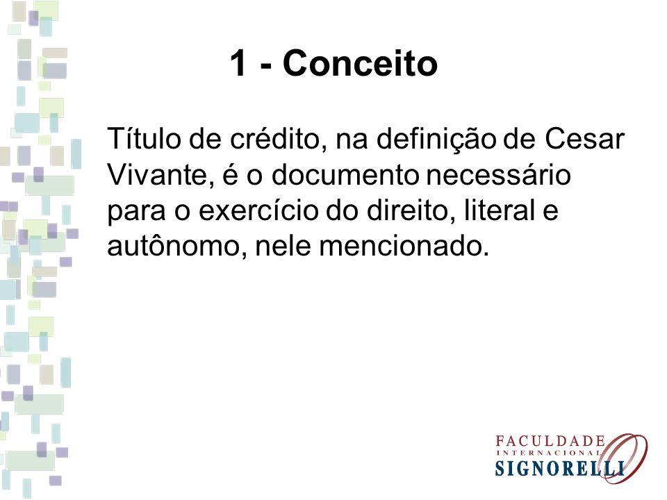 1 - Conceito