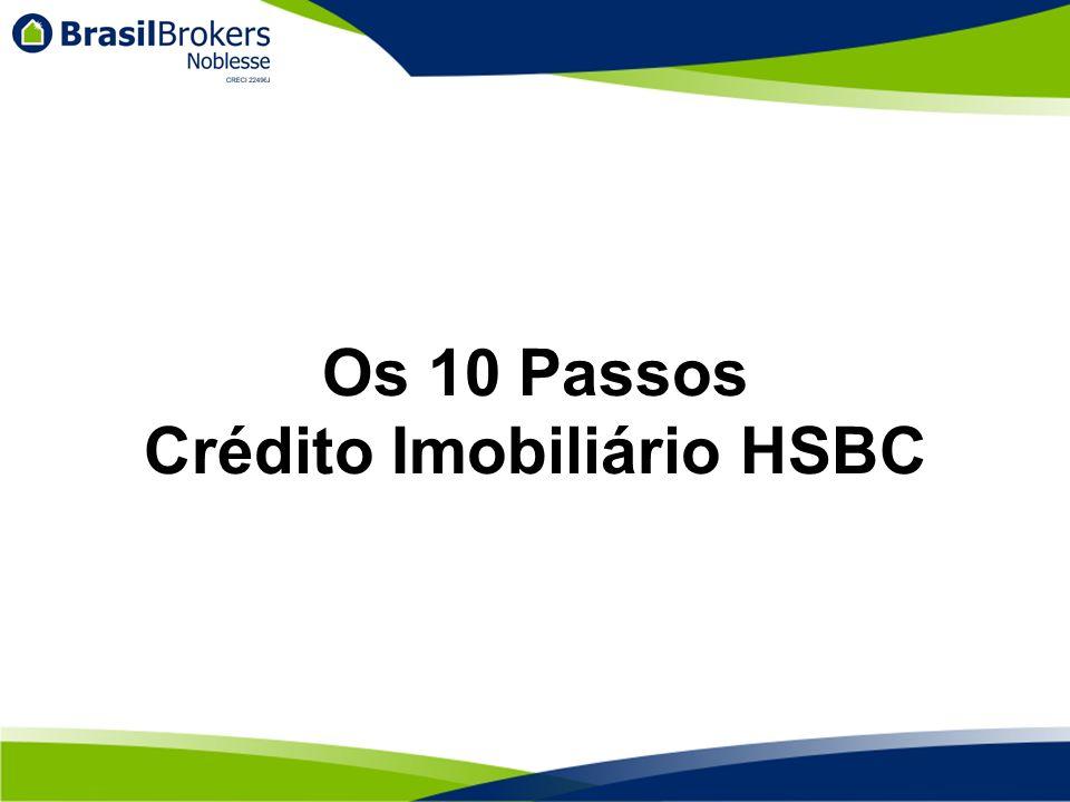 Crédito Imobiliário HSBC