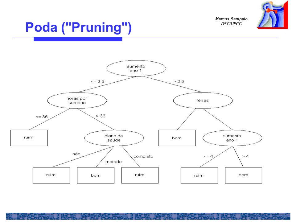 Poda ( Pruning )
