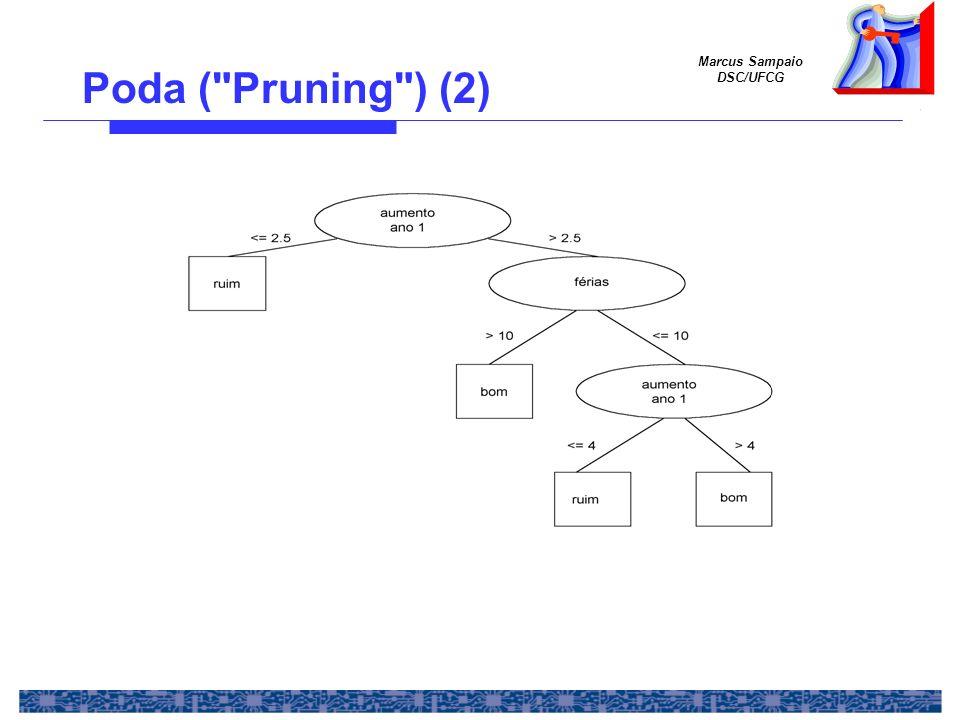 Poda ( Pruning ) (2)
