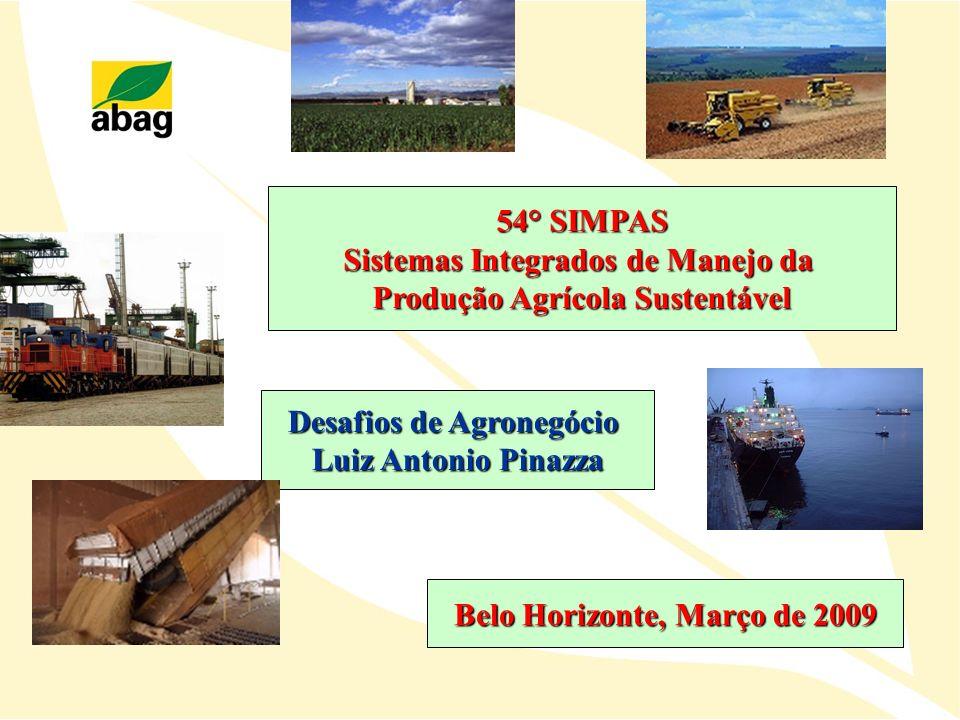 Sistemas Integrados de Manejo da Produção Agrícola Sustentável