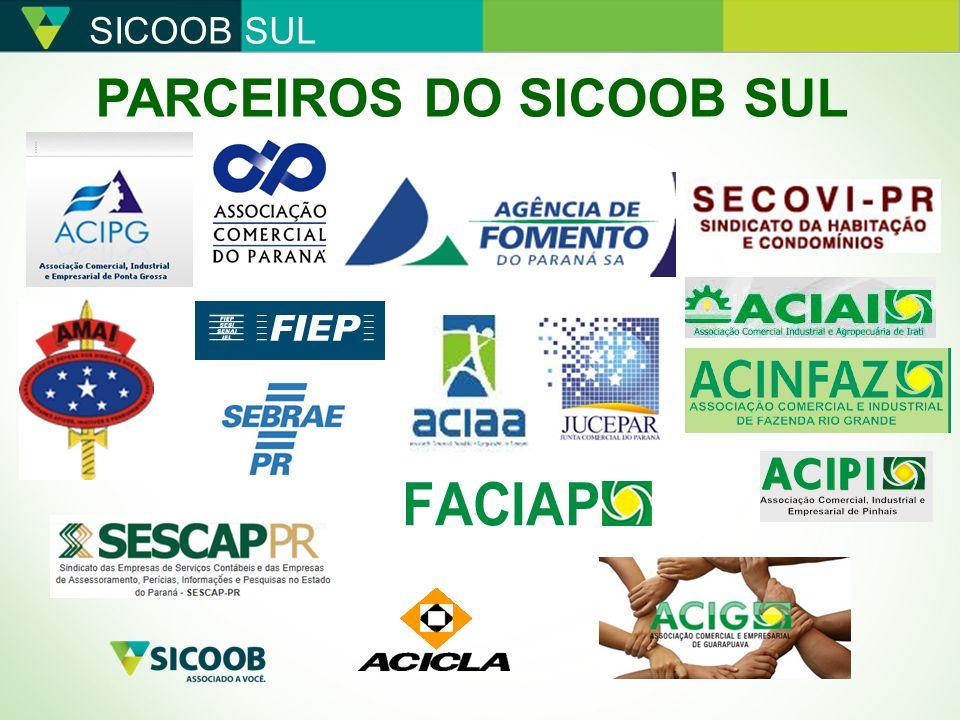 PARCEIROS DO SICOOB SUL