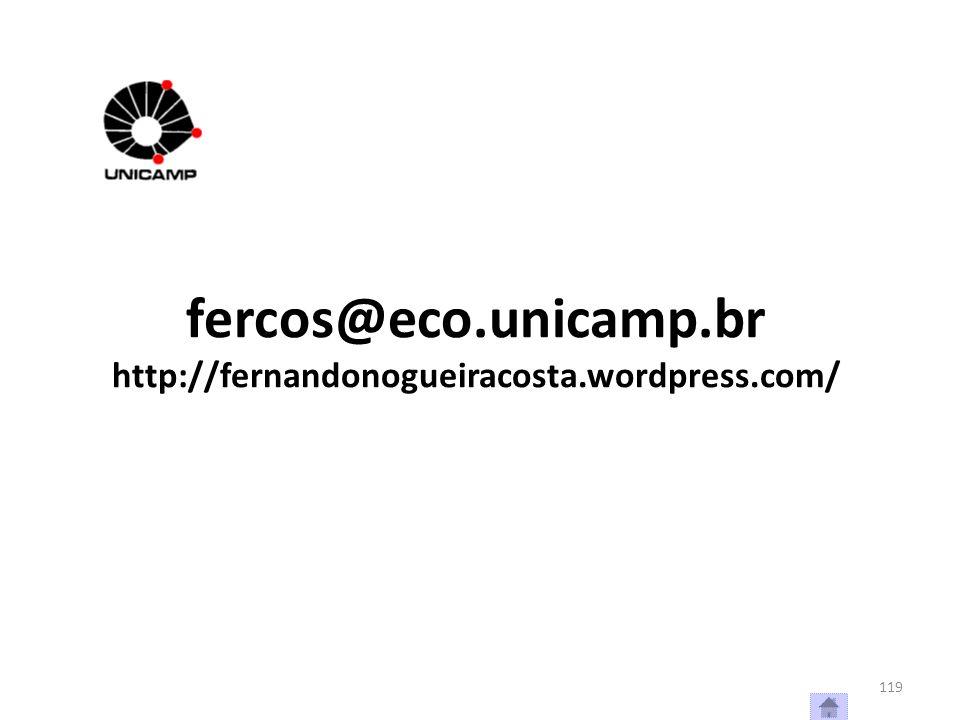 fercos@eco.unicamp.br http://fernandonogueiracosta.wordpress.com/
