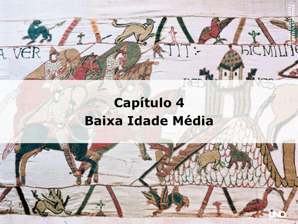 Capítulo 4 Baixa Idade Média