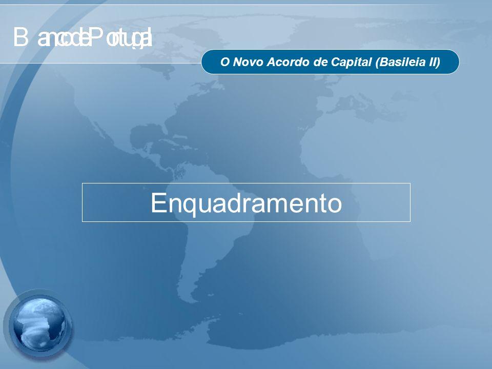 O Novo Acordo de Capital (Basileia II)