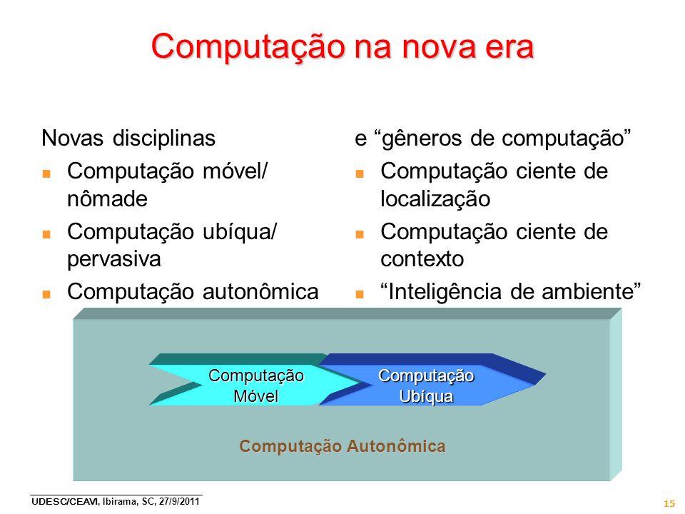 Computação Autonômica