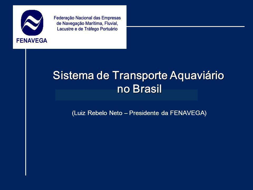 Sistema de Transporte Aquaviário