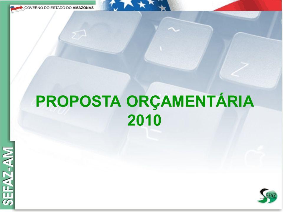 PROPOSTA ORÇAMENTÁRIA 2010