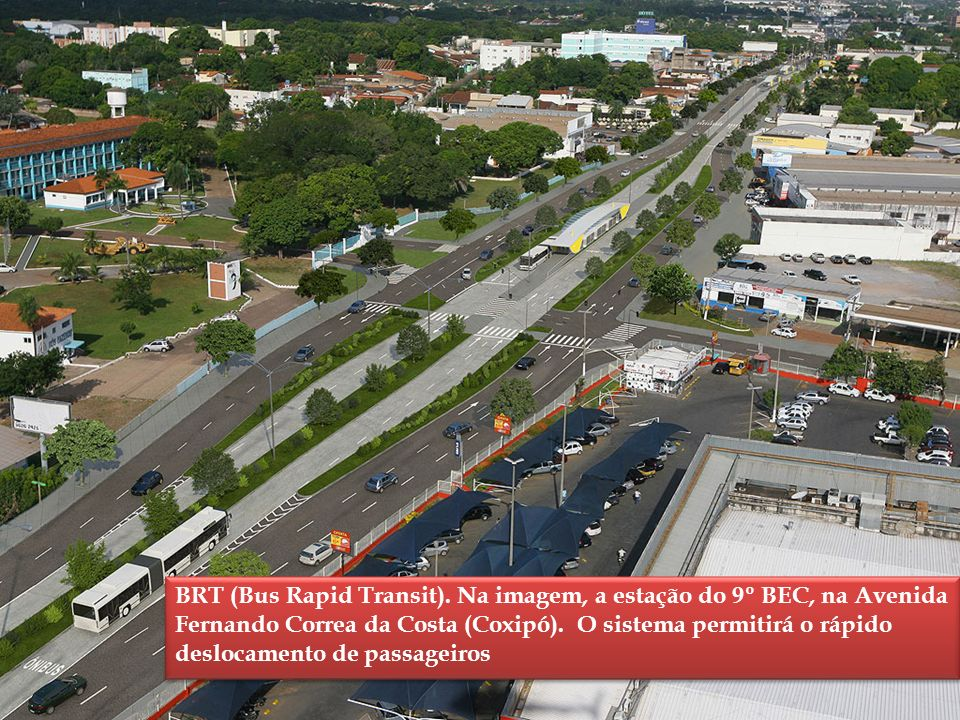 BRT (Bus Rapid Transit)