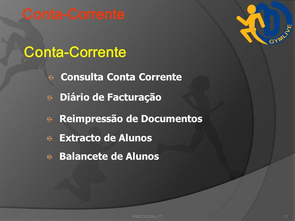 Conta-Corrente Conta-Corrente Consulta Conta Corrente
