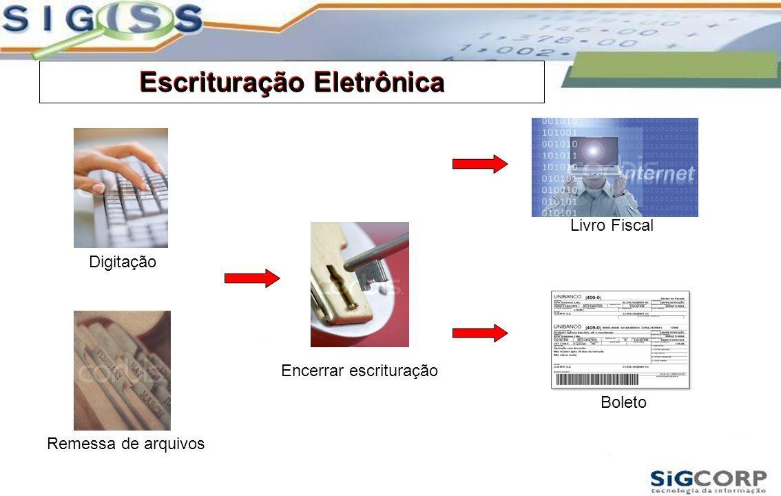 Escrituração Eletrônica