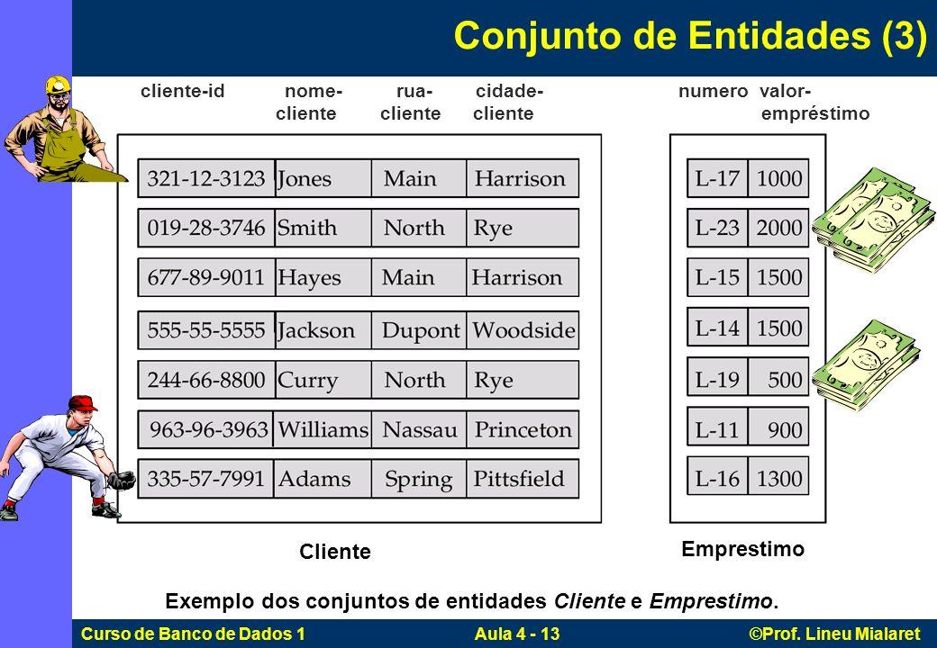 Conjunto de Entidades (3)