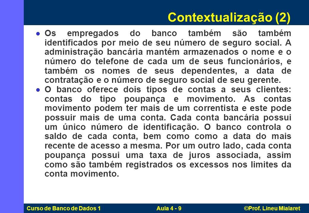 Contextualização (2)