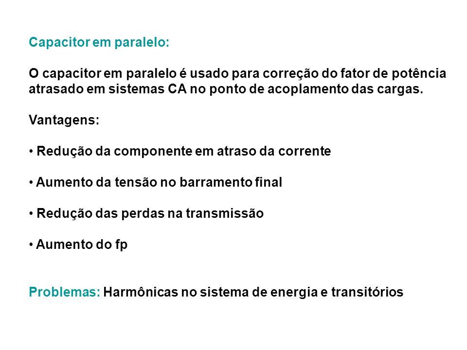 Capacitor em paralelo: