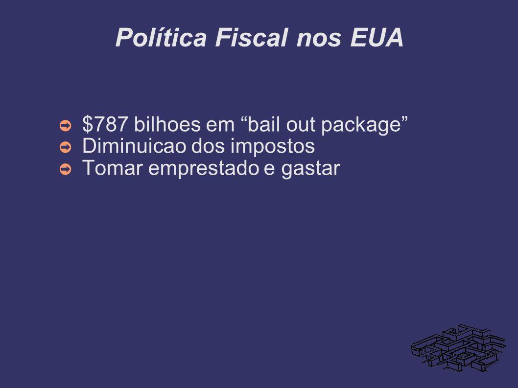 Política Fiscal nos EUA