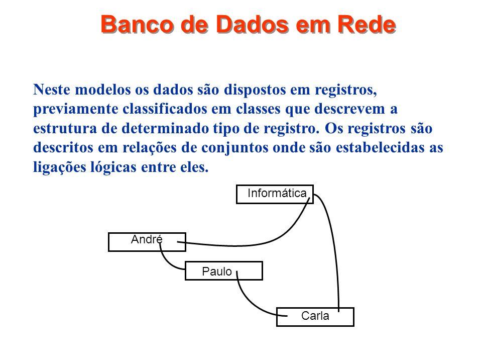 Banco de Dados em Rede