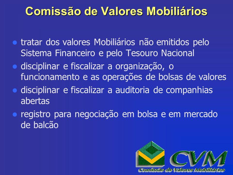 Comissão de Valores Mobiliários