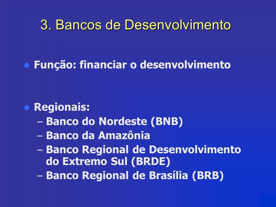 3. Bancos de Desenvolvimento